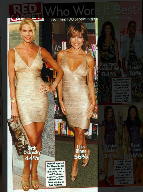 us weekly gold